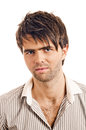Sympathetic guy Royalty Free Stock Photo