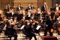 Symphony orchestra hobart earl odessa philharmonic Stock Photography