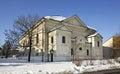 Synagogue in Liptovsky Mikulas. Slovakia