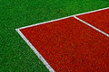 Synthetic sports field 17 Stock Images