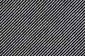 synthetics fabric texture black and white Royalty Free Stock Photo