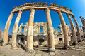 Syria - Apamea Stock Photo