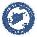 Syrian Arab Republic map.