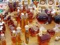 Syrup do bordo Imagens de Stock