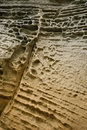 Szczegółu (1) piaskowiec Zdjęcia Royalty Free