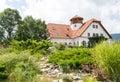 The Szekelyko Mansion