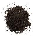 Tè Nero Essicato In Foglie