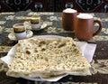 Türkische Mahlzeit Stockfoto