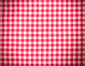 Tła tablecloth Fotografia Royalty Free