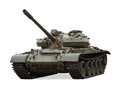 T-55 Old Main Battle Tank, Russia Royalty Free Stock Images