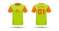 T-shirt sport design