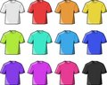 T-Shirts Stock Image