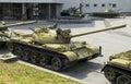 T-55 Soviet Main Battle Tank