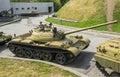 T-54 Soviet Medium Tank