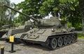 T-34-85 Soviet Medium Tank