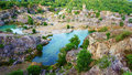 Ta Pa lake, Mekong Delta ecotourism Royalty Free Stock Photo