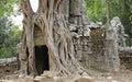 Ta Som temple Royalty Free Stock Photo