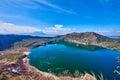 Taal Volcano Philippines Royalty Free Stock Photo