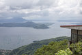 Taal Volcano In Tagaytay, Phil...