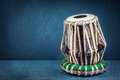 Tabla drum Royalty Free Stock Photo