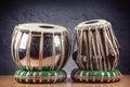 Tabla drums Royalty Free Stock Photo