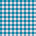 Table cloth blue Royalty Free Stock Photo