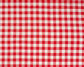 Table cloth pattern Royalty Free Stock Photography