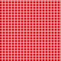 Table cloth, seamless pattern Stock Image