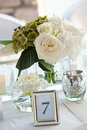 Table decor Royalty Free Stock Images