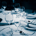 Table decoration Royalty Free Stock Photography