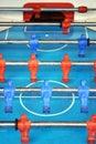 Table football Royalty Free Stock Photo