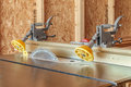 Table Saw Royalty Free Stock Photo