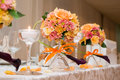 Table setting for special occasion Stock Images