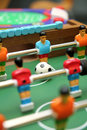 Table Soccer Game Royalty Free Stock Photography