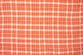 Tablecloth Zdjęcie Stock