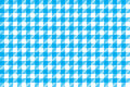 Tablecloth background blue seamless pattern Royalty Free Stock Photo