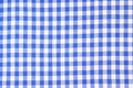 Tablecloth background close up Royalty Free Stock Photography