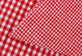 Tablecloth fabric Stock Photography