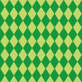 Tablecloth With Green Diamond ...