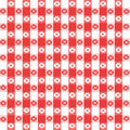 Tablecloth Illustration Stock Photography