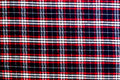 Tablecloth res color Royalty Free Stock Photo
