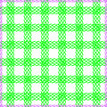 Tablecloth seamless Stock Photography