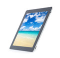 Tablet pc Foto de Stock Royalty Free