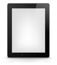 Tablet PC. Vector EPS 10. Royalty Free Stock Photography