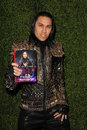 Taboo the black eyed peas at th annual peapod benefit concert music box hollywood ca Stock Photo
