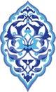 Tabouret antique d'illustration de conception Photo libre de droits