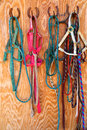 Tack displayed in a room Royalty Free Stock Image