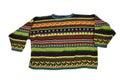 Tacky Sweater Royalty Free Stock Photo