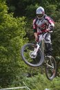 Taff Buggy Downhill Mountain Bike Royalty Free Stock Photo