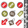 Tag shop 1 Royalty Free Stock Photo